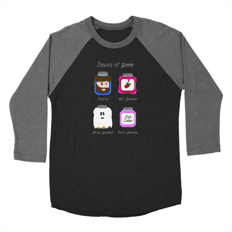 Flavors of Jamm Women's Longsleeve T-Shirt by WritersLife's Artist Shop
