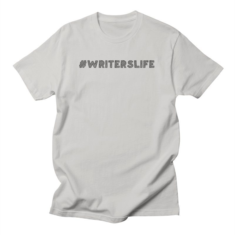 #writerslife sketch Men's T-Shirt by WritersLife's Artist Shop