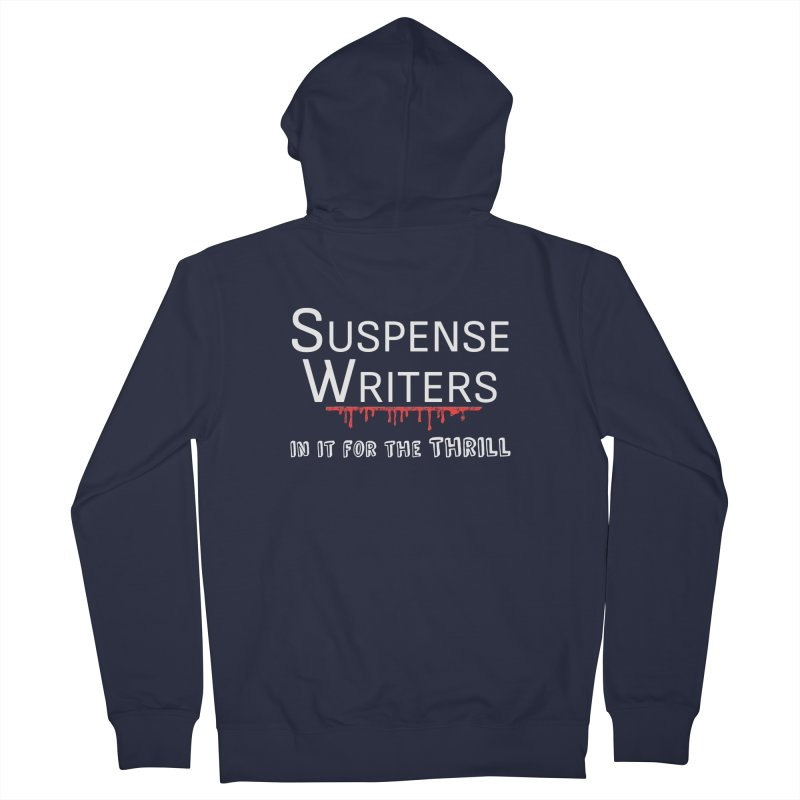 In it for the Thrill Women's Zip-Up Hoody by WritersLife's Artist Shop