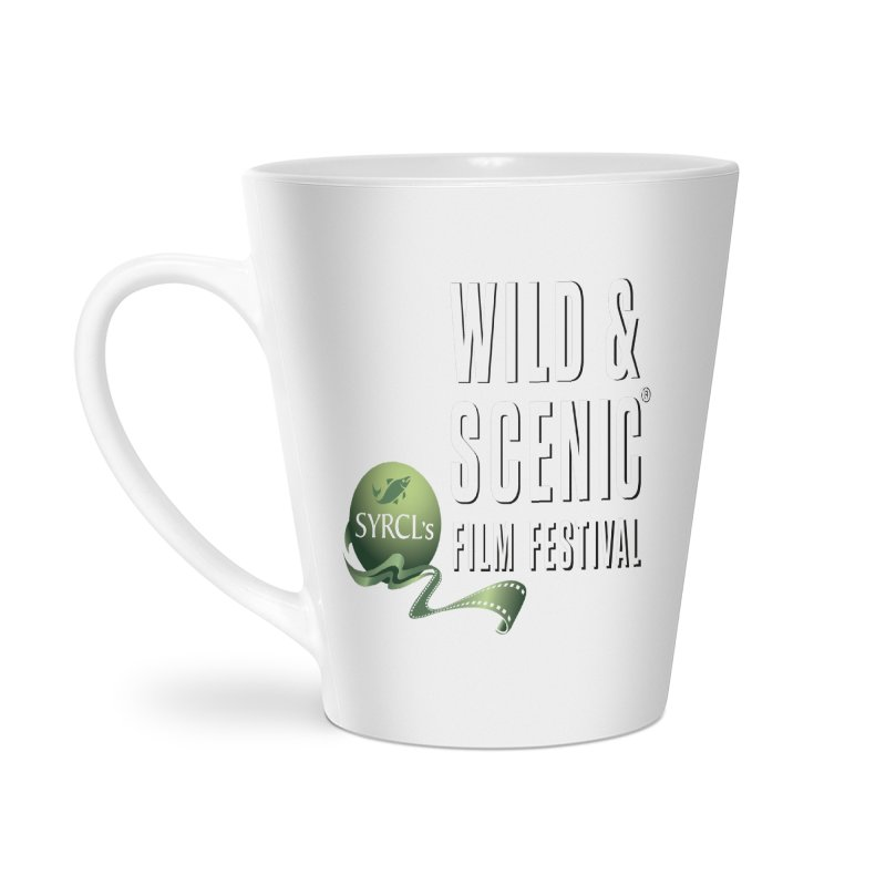 Classic WSFF Logo - White Accessories Mug by Official Wild & Scenic Merchandise