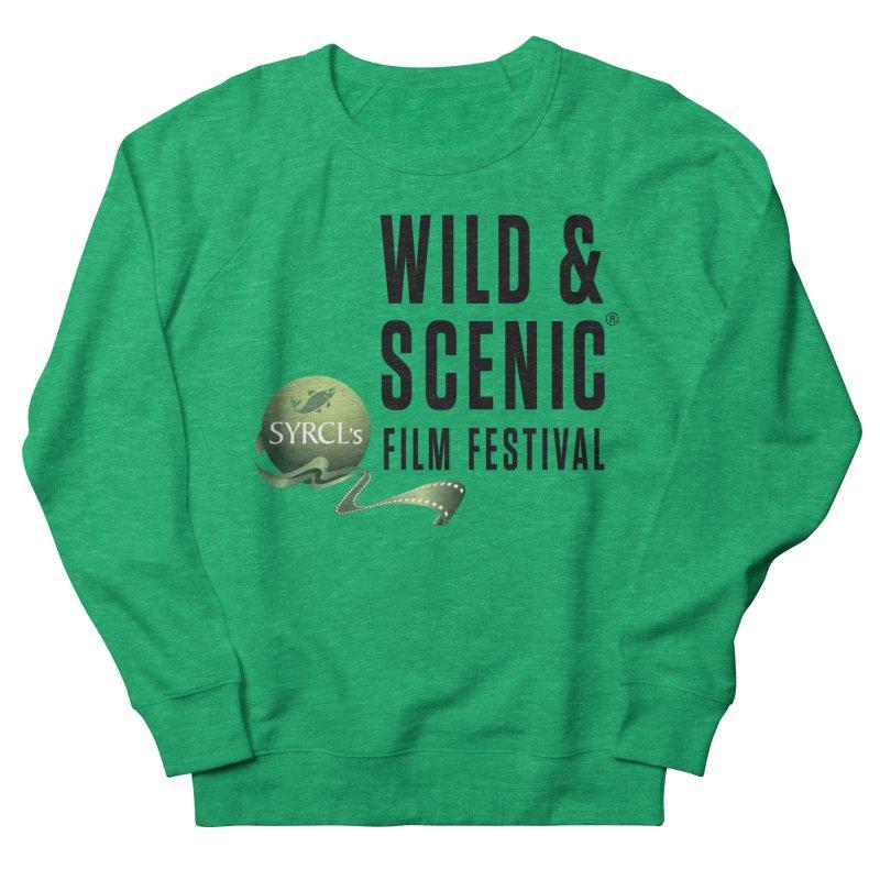 Classic WSFF Logo - Black Women's Sweatshirt by Official Wild & Scenic Merchandise