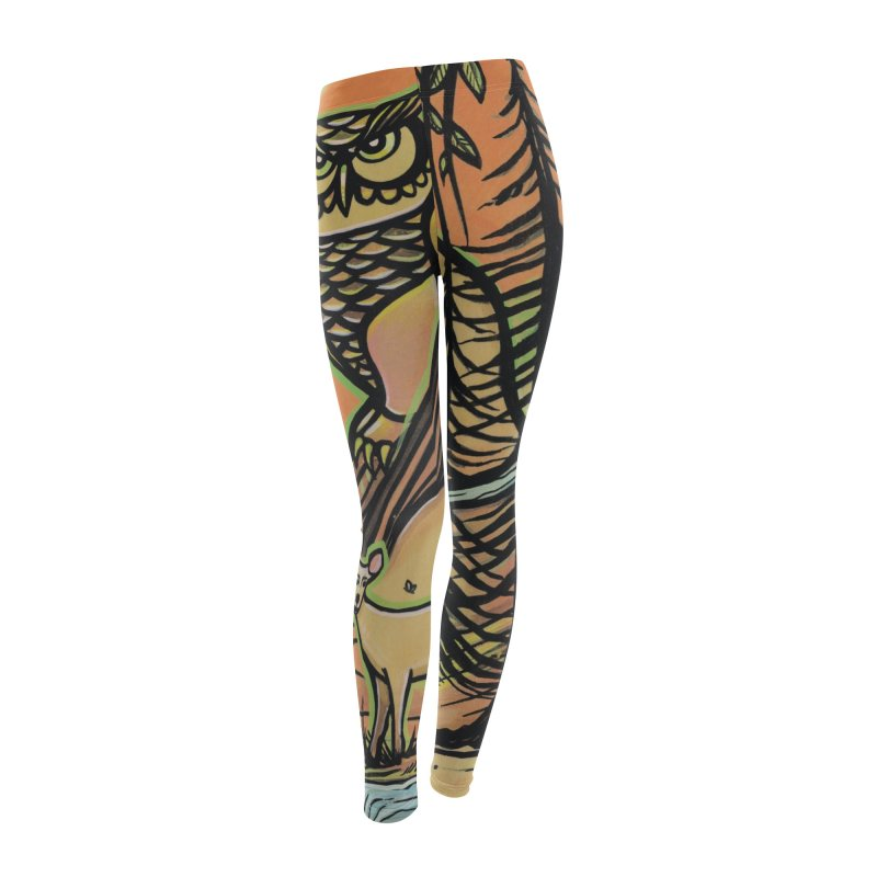 2021 Official Artwork (Full Color) Women's Bottoms by Official Wild & Scenic Merchandise