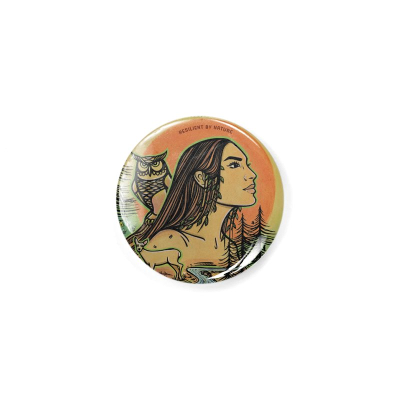 2021 Official Artwork (Full Color) Accessories Button by Official Wild & Scenic Merchandise