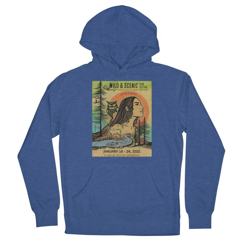2021 Official Artwork (Full Color) Men's Pullover Hoody by Official Wild & Scenic Merchandise