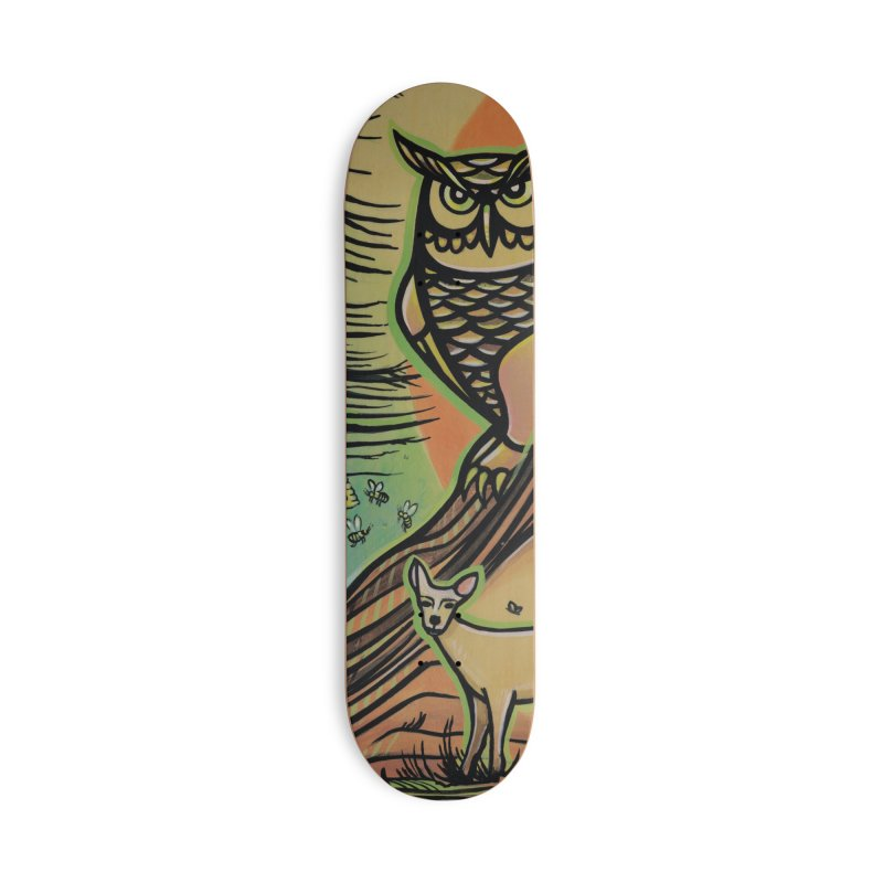 2021 Official Artwork (Full Color) Accessories Skateboard by Official Wild & Scenic Merchandise