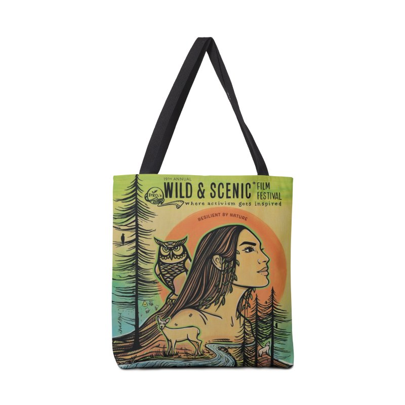 2021 Official Artwork (Full Color) Accessories Bag by Official Wild & Scenic Merchandise