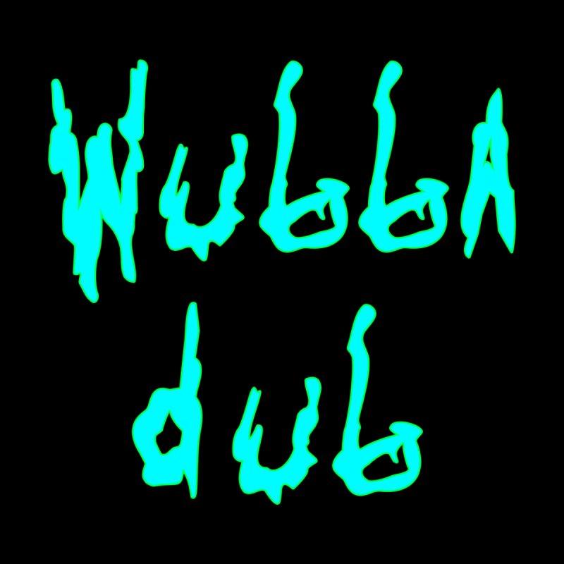 Wubba Dub Home Shower Curtain by Wubba Dub Merch Shop