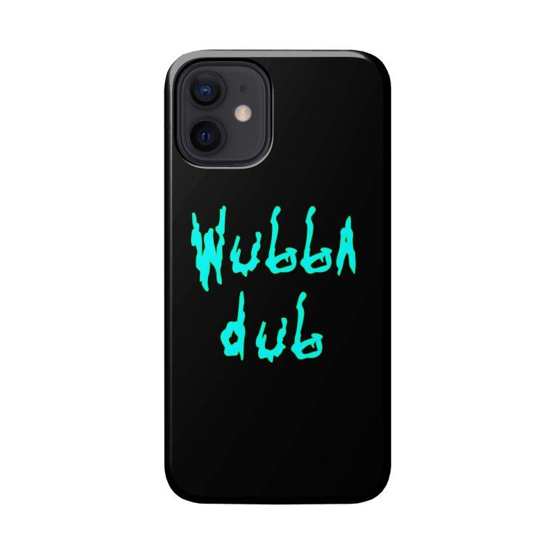 Wubba Dub Accessories Phone Case by Wubba Dub Merch Shop