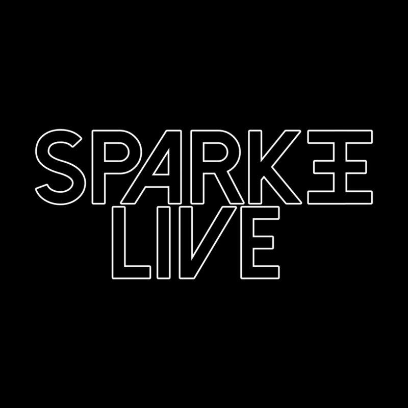 Sparkee Live Home Shower Curtain by Wubba Dub Merch Shop