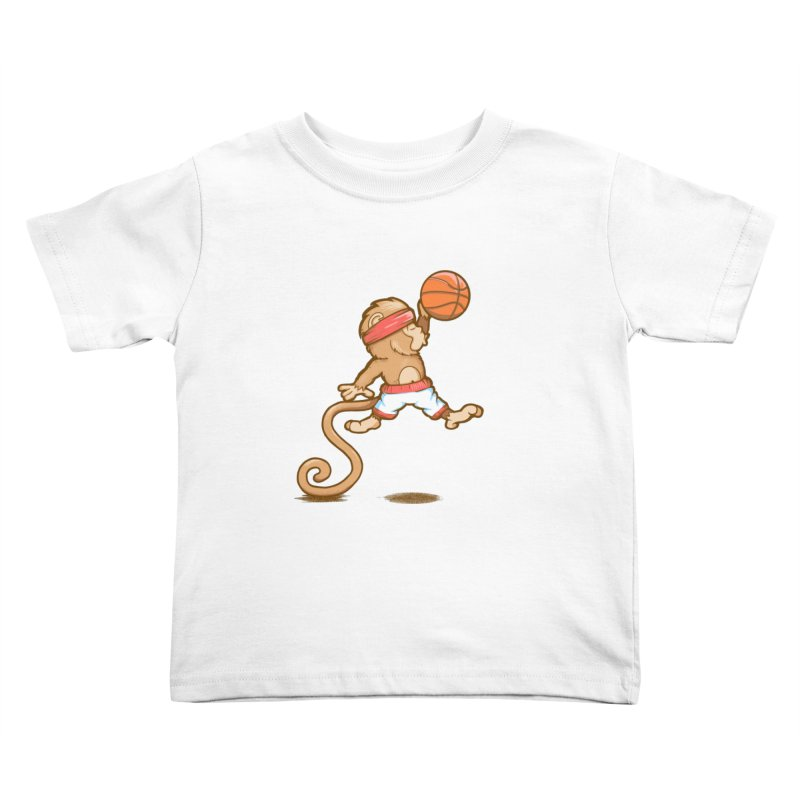 Monkey baller   by wuhuli's Artist Shop