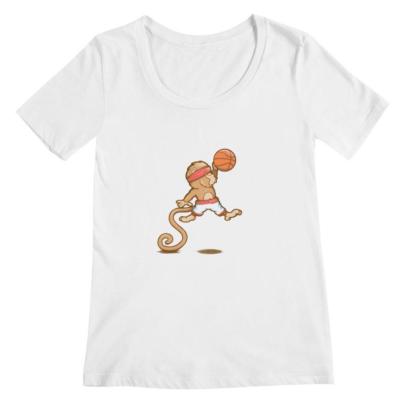 Monkey baller   by wuhuli's Artist Shop