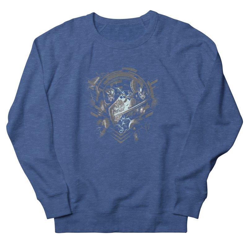 Cyber Duel Women's Sweatshirt by wuhuli's Artist Shop
