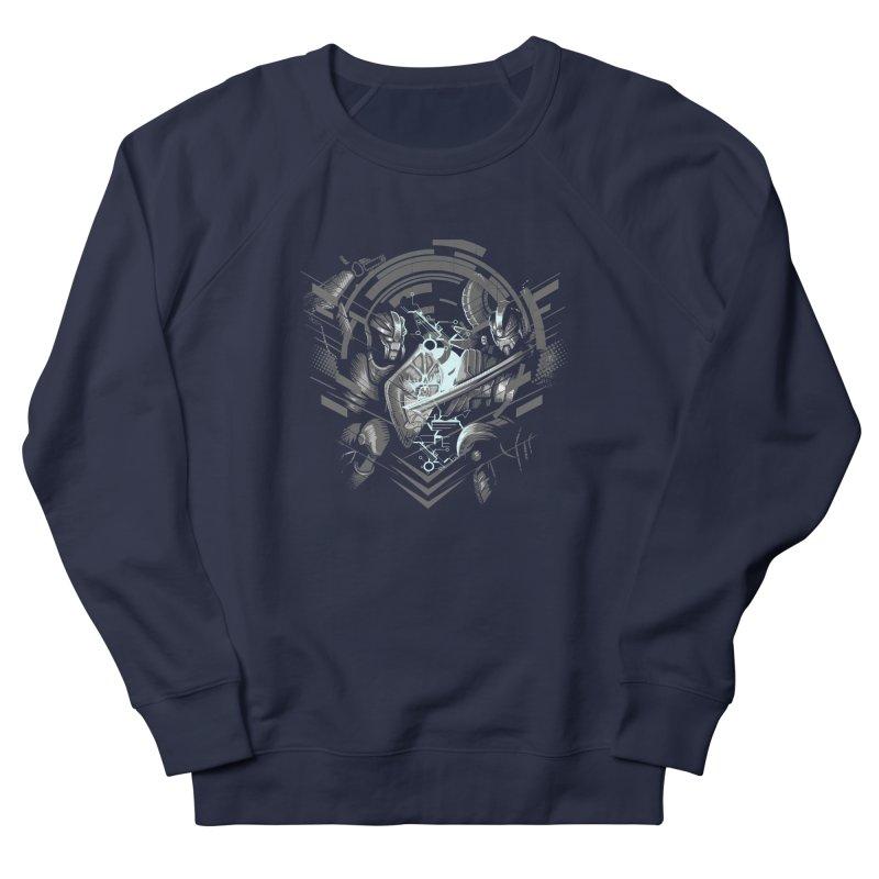 Cyber Duel Men's Sweatshirt by wuhuli's Artist Shop