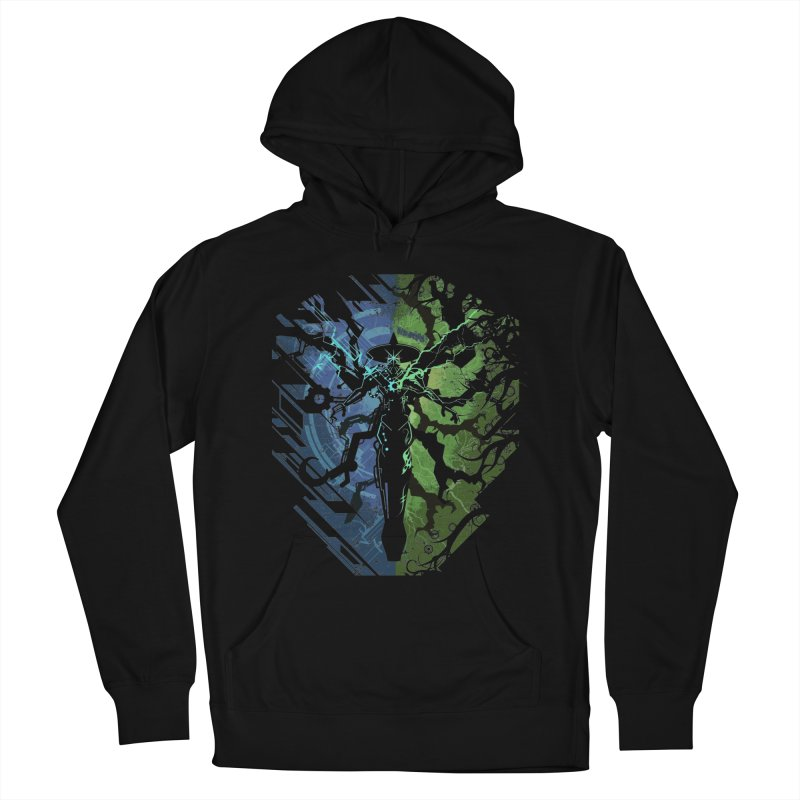 TechnoArcane Men's Pullover Hoody by wuhuli's Artist Shop