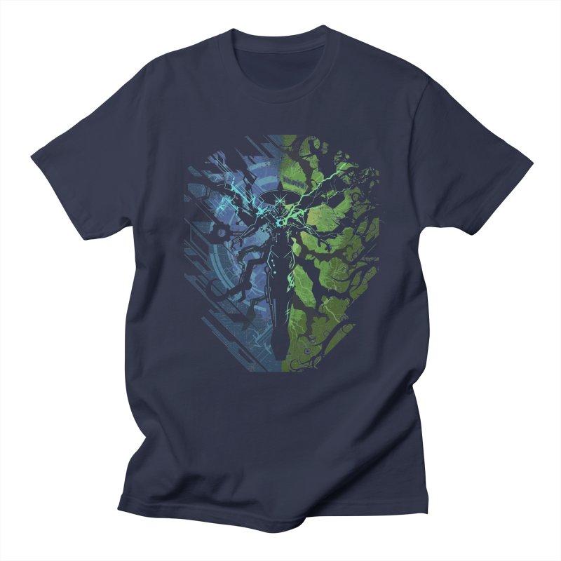 TechnoArcane Men's T-Shirt by wuhuli's Artist Shop