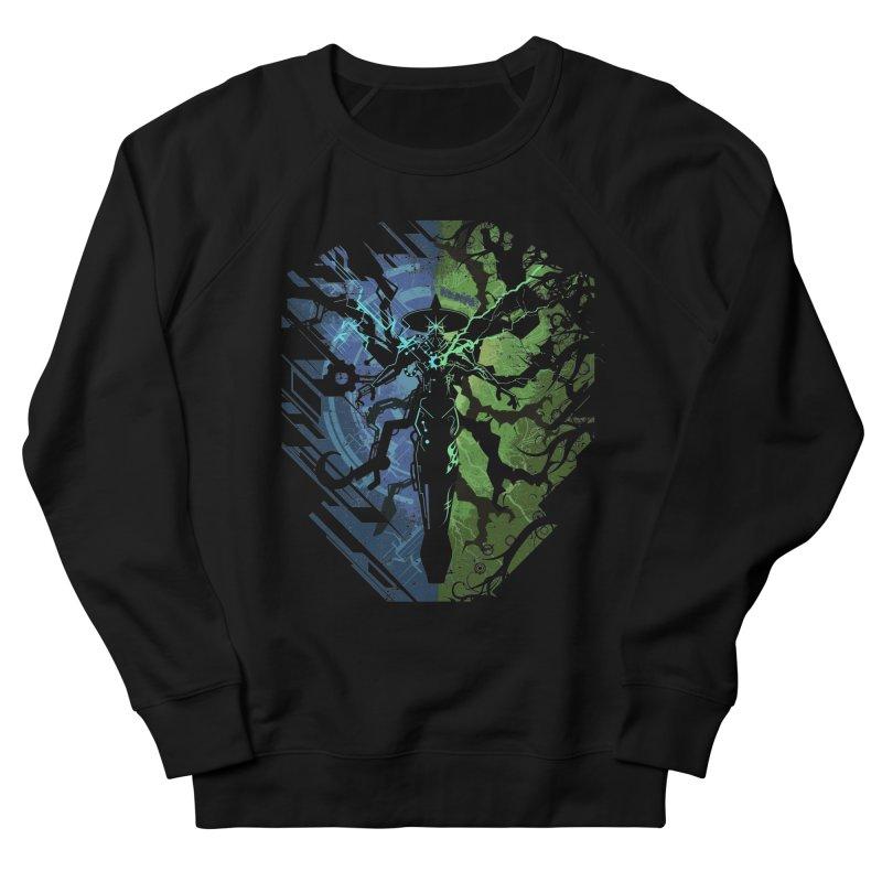 TechnoArcane Men's Sweatshirt by wuhuli's Artist Shop