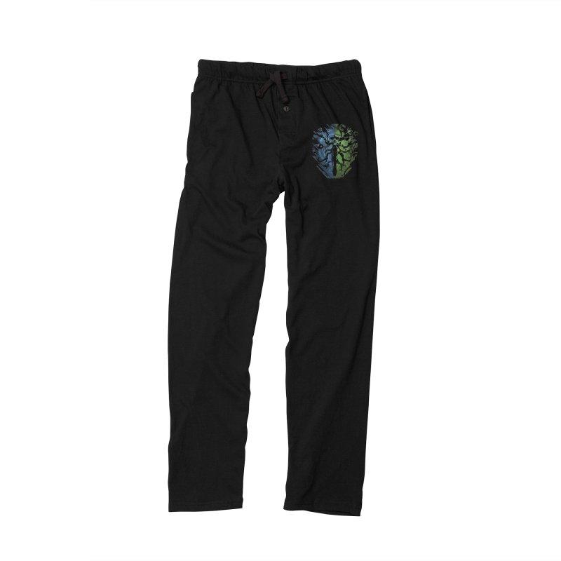 TechnoArcane Men's Lounge Pants by wuhuli's Artist Shop