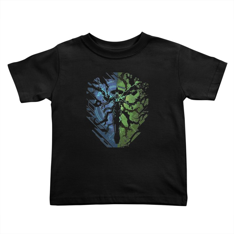 TechnoArcane Kids Toddler T-Shirt by wuhuli's Artist Shop