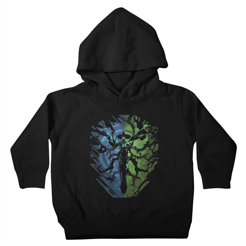 TechnoArcane Kids Toddler Pullover Hoody by wuhuli's Artist Shop