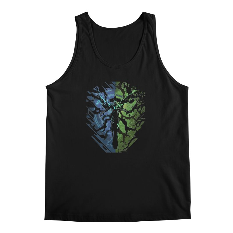 TechnoArcane Men's Tank by wuhuli's Artist Shop