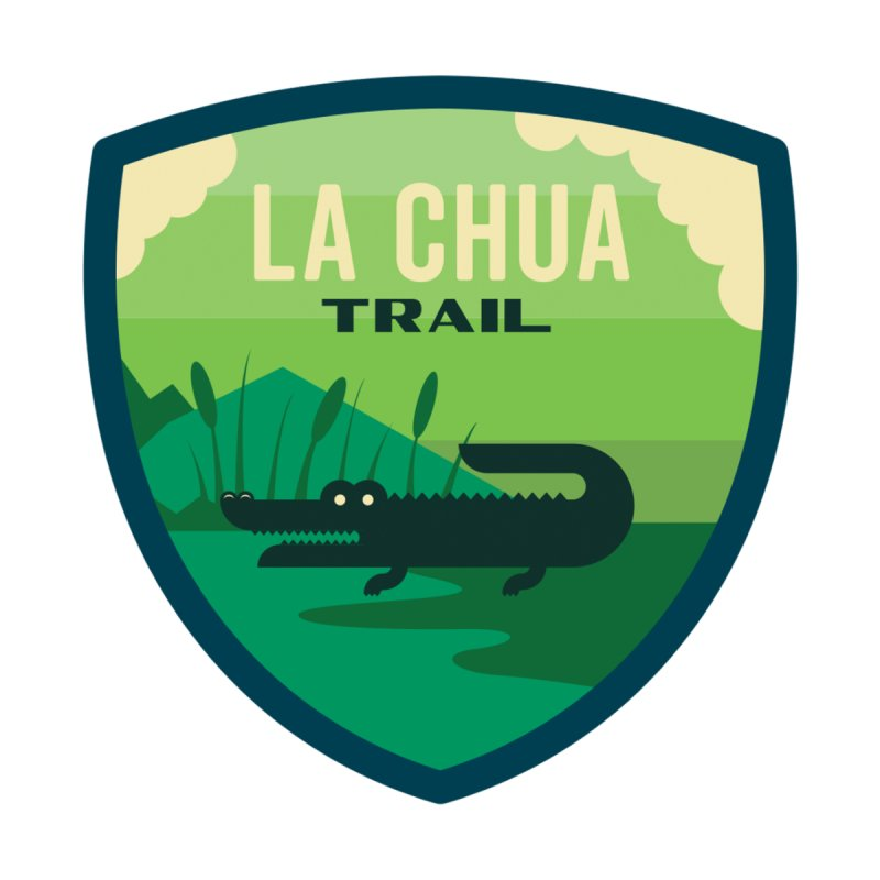 La Chua Trail Accessories Sticker by Wunderland Tattoo