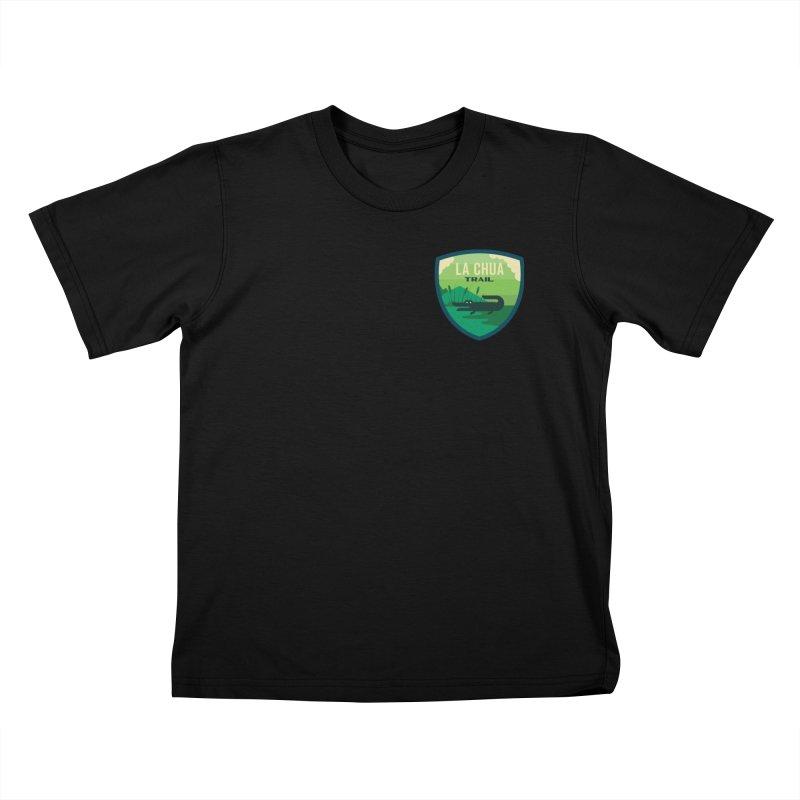 La Chua Trail Kids T-Shirt by Wunderland Tattoo
