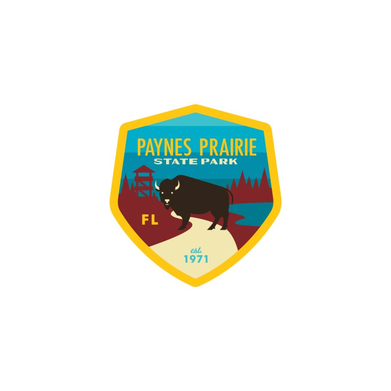 Paynes Prairie by Wunderland Tattoo