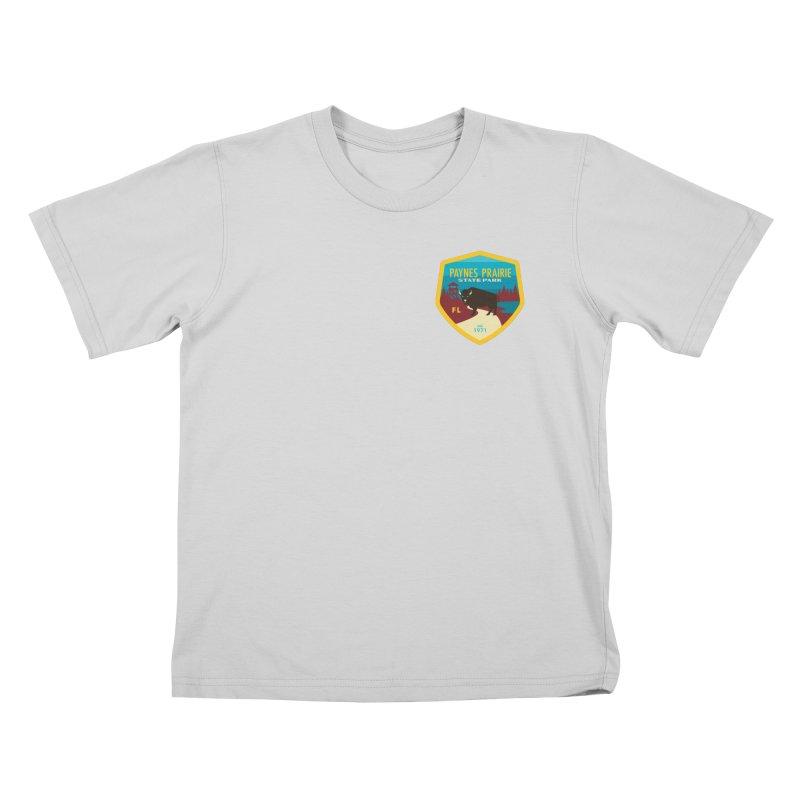 Paynes Prairie Kids T-Shirt by Wunderland Tattoo