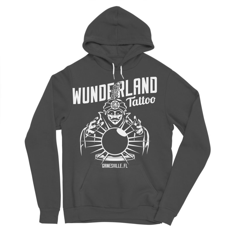Swami Men's Sponge Fleece Pullover Hoody by Wunderland Tattoo
