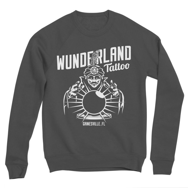 Swami Men's Sponge Fleece Sweatshirt by Wunderland Tattoo