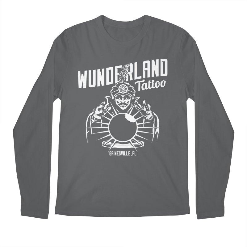 Swami Men's Regular Longsleeve T-Shirt by Wunderland Tattoo