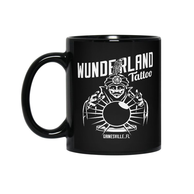 Swami Accessories Standard Mug by Wunderland Tattoo