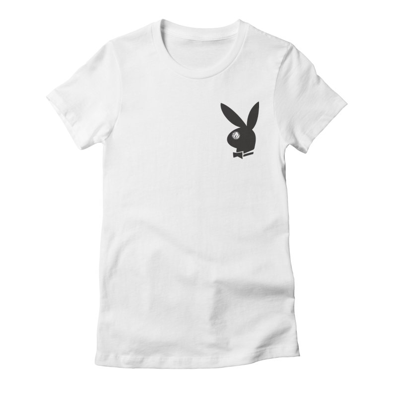 Wuboy Women's Fitted T-Shirt by Wunderland Tattoo