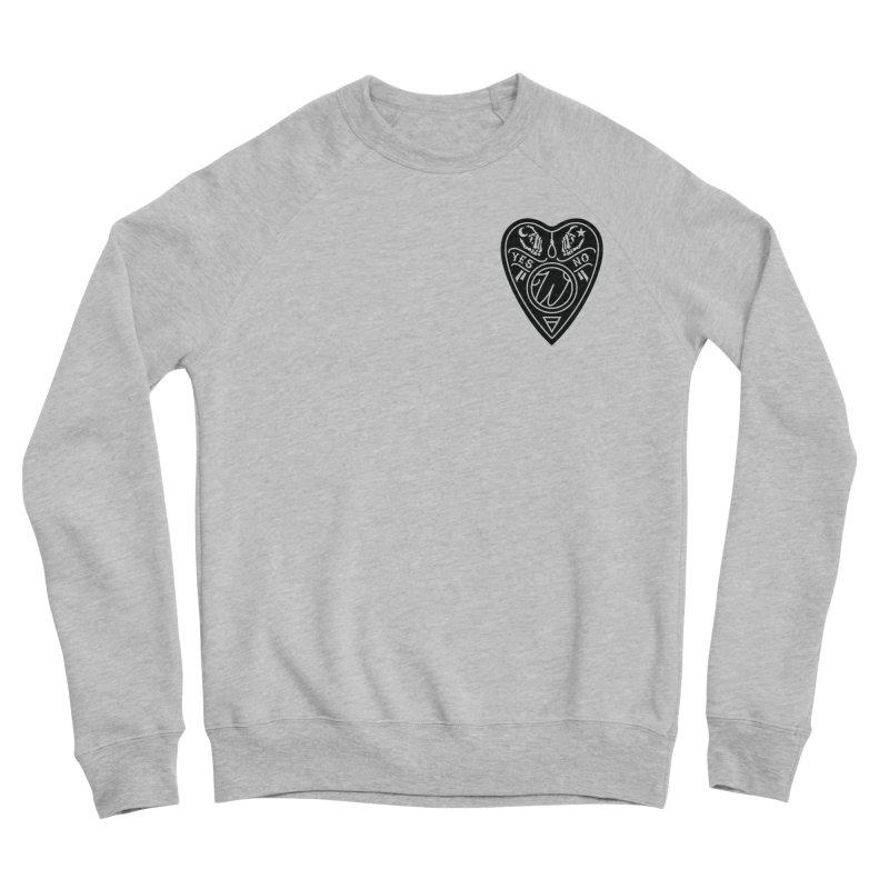 Wu Planchet Women's Sponge Fleece Sweatshirt by Wunderland Tattoo