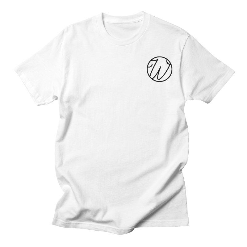 Wunderland Logo Women's Regular Unisex T-Shirt by Wunderland Tattoo