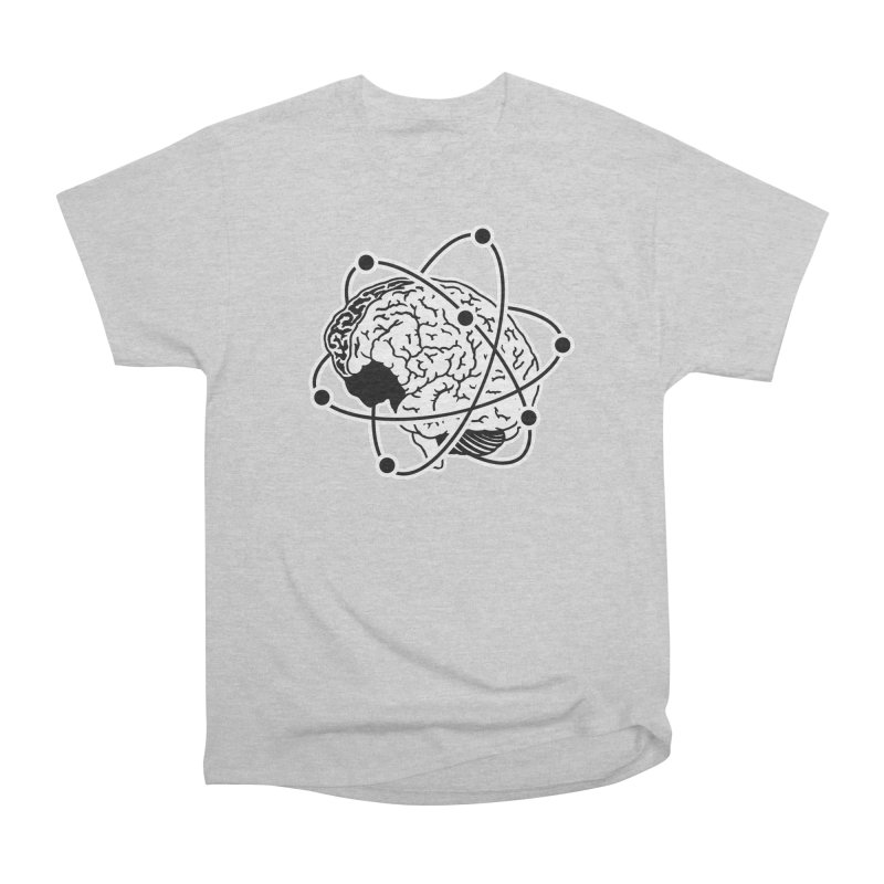 Brain Women's Heavyweight Unisex T-Shirt by Wunderland Tattoo