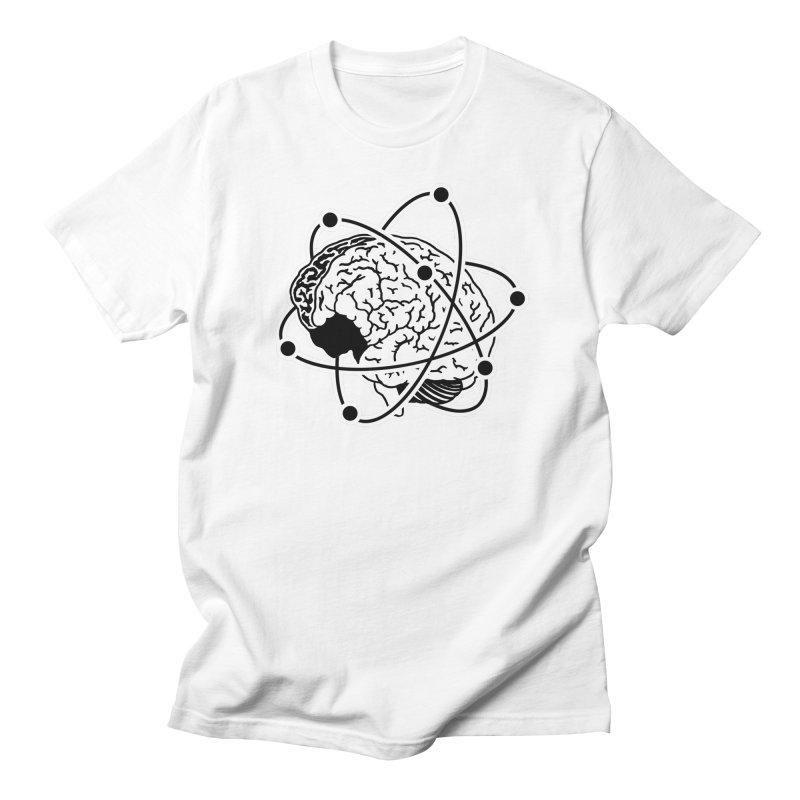 Brain Women's Regular Unisex T-Shirt by Wunderland Tattoo