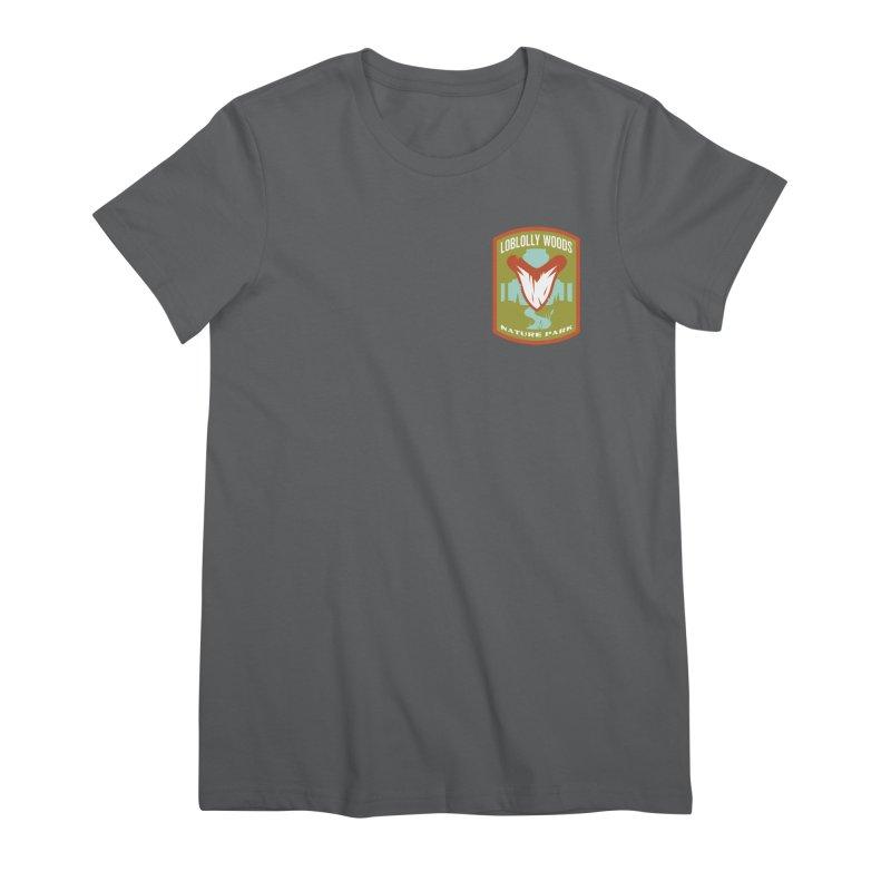 Loblolly Woods Women's T-Shirt by Wunderland Tattoo