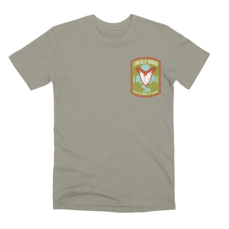Loblolly Woods Men's Premium T-Shirt by Wunderland Tattoo