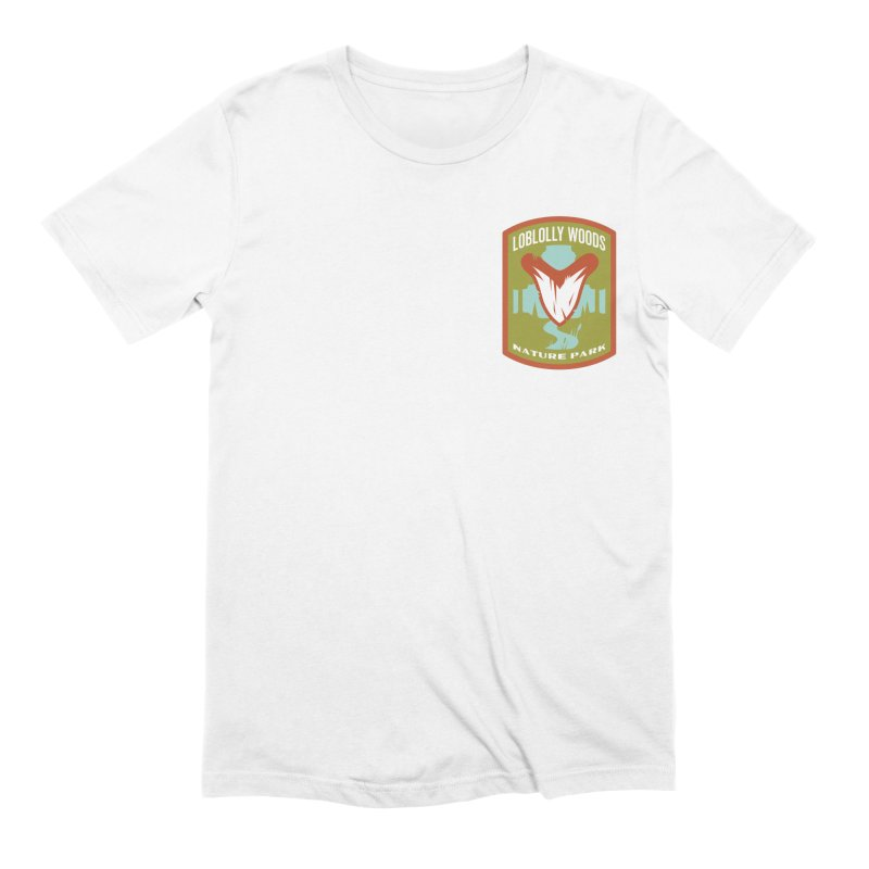 Loblolly Woods Men's Extra Soft T-Shirt by Wunderland Tattoo