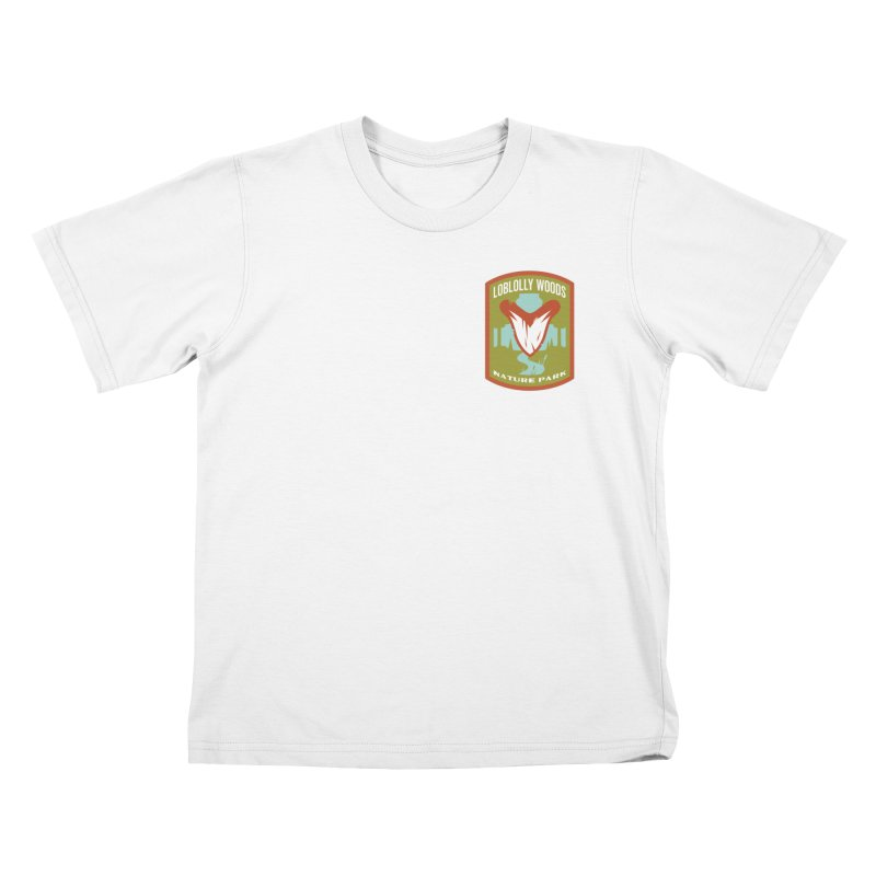 Loblolly Woods Kids T-Shirt by Wunderland Tattoo