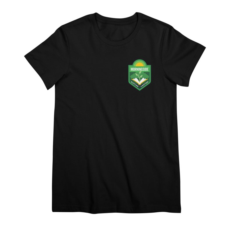 Morningside Nature Center Women's Premium T-Shirt by Wunderland Tattoo