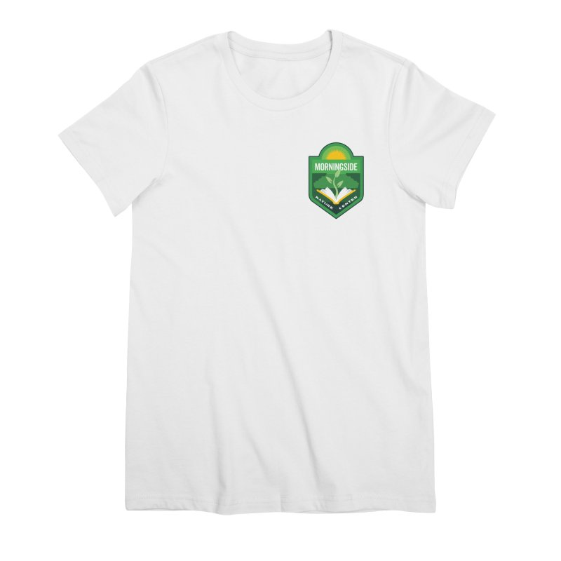 Morningside Nature Center Women's Premium T-Shirt by Wunderland Tattoo
