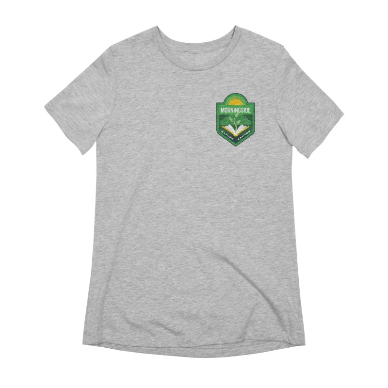 Morningside Nature Center Women's Extra Soft T-Shirt by Wunderland Tattoo