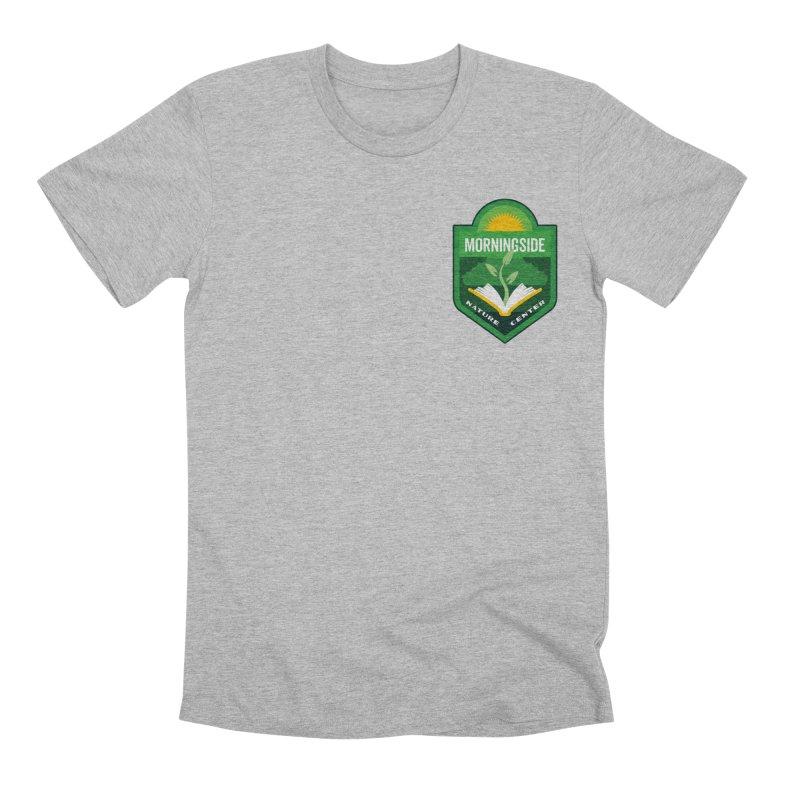 Morningside Nature Center Men's Premium T-Shirt by Wunderland Tattoo