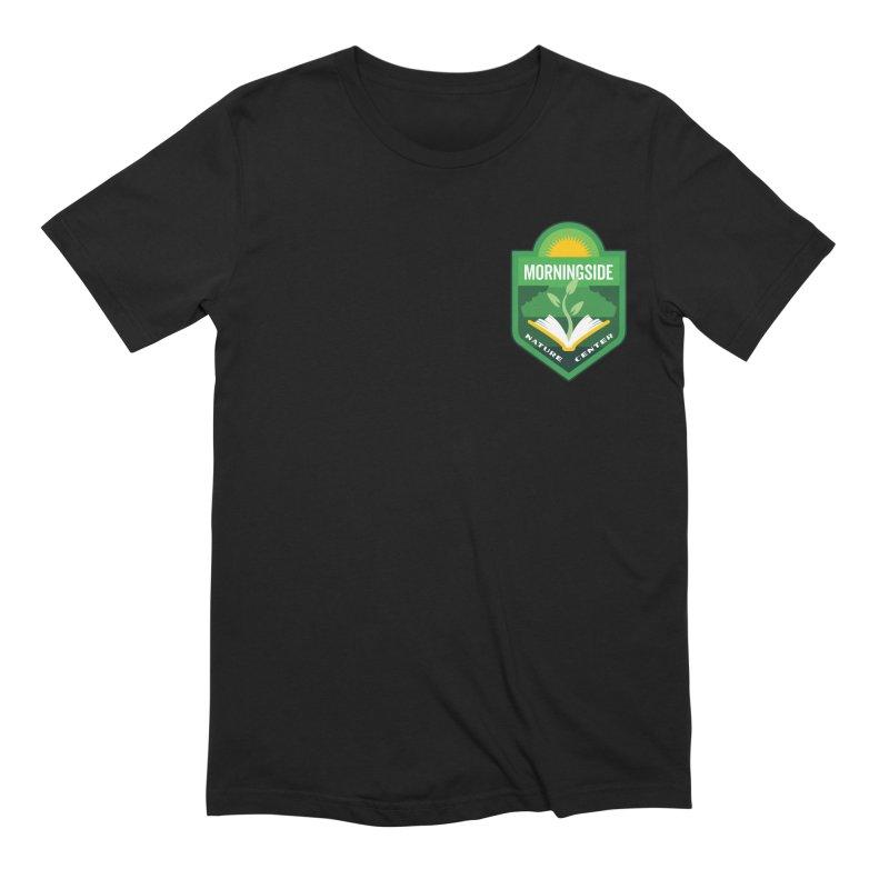 Morningside Nature Center Men's Extra Soft T-Shirt by Wunderland Tattoo