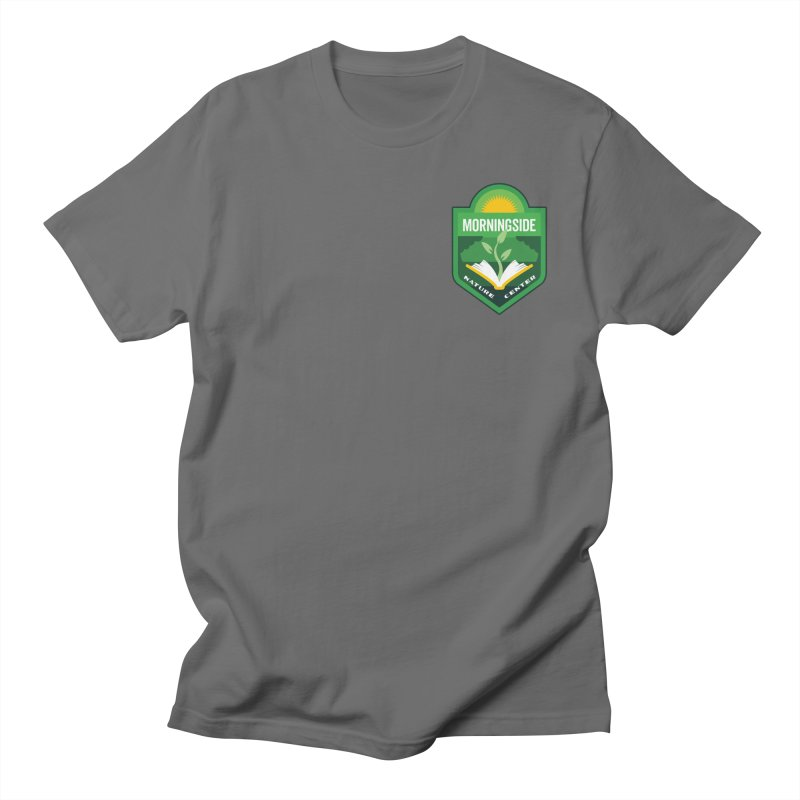 Morningside Nature Center Women's Regular Unisex T-Shirt by Wunderland Tattoo