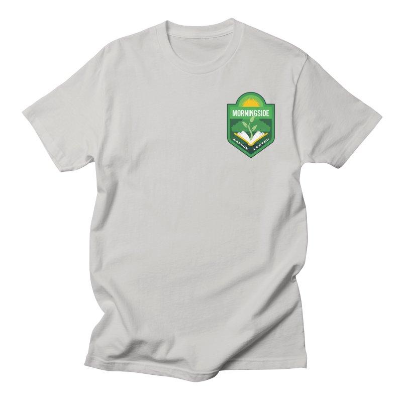 Morningside Nature Center Men's Regular T-Shirt by Wunderland Tattoo