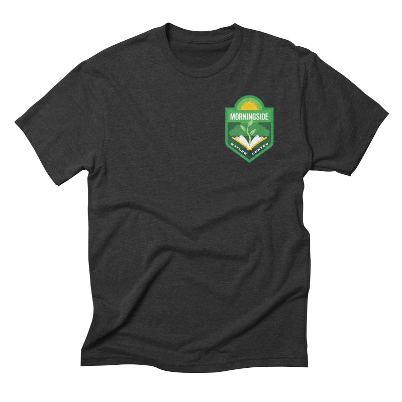 Morningside Nature Center Men's Triblend T-Shirt by Wunderland Tattoo