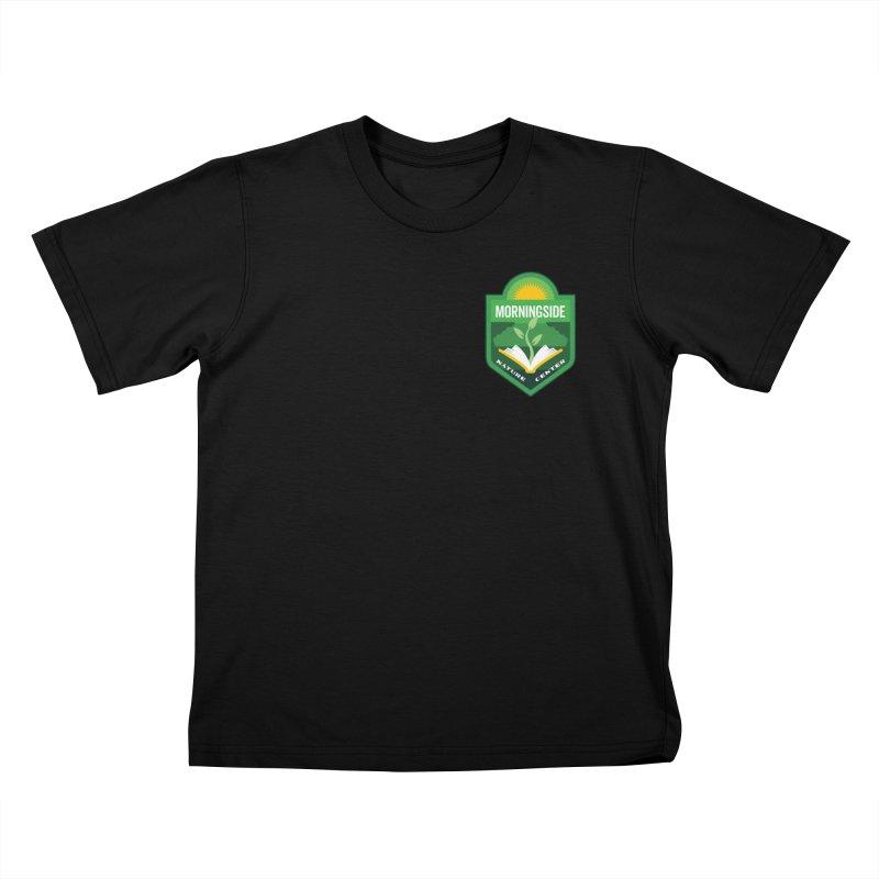 Morningside Nature Center Kids T-Shirt by Wunderland Tattoo
